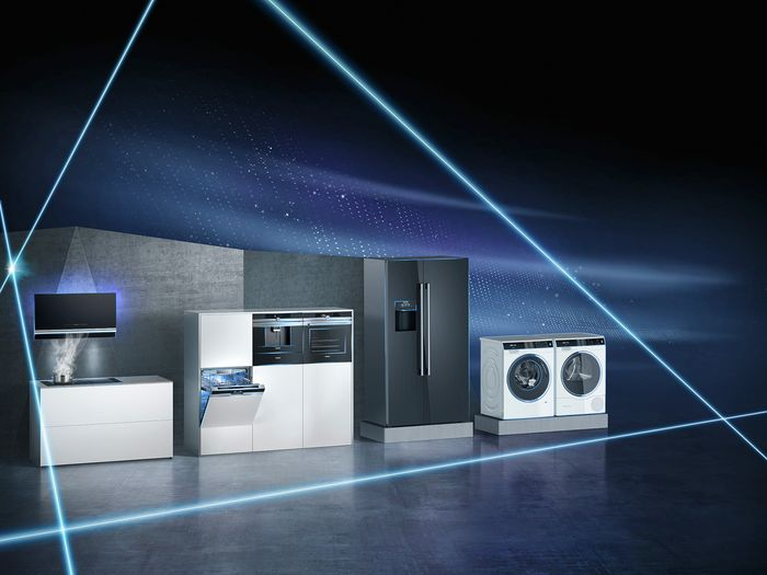Siemens Home Conect