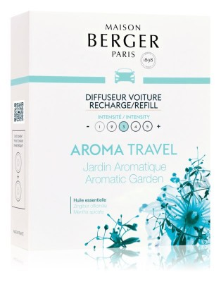 MAISON BERGER Car Aroma Travel