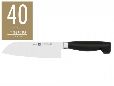 Zwilling Four Star santoku nôž, 160 mm